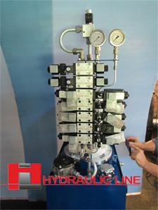 гидравлическая силовая установка