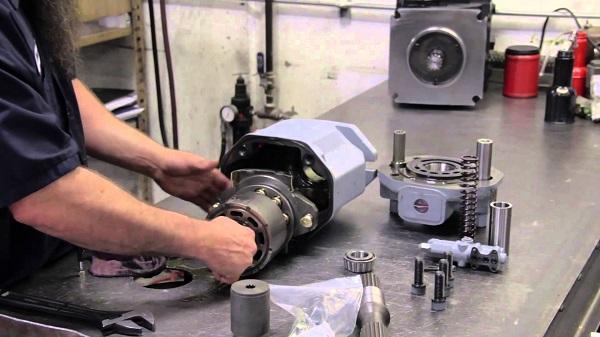 ремонт гідронасосів